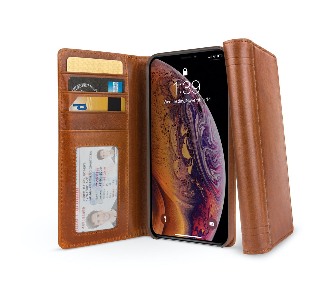 twelve south iphone xs max  Twelve South Journal for iPhone Xs Max - MacGear Australia