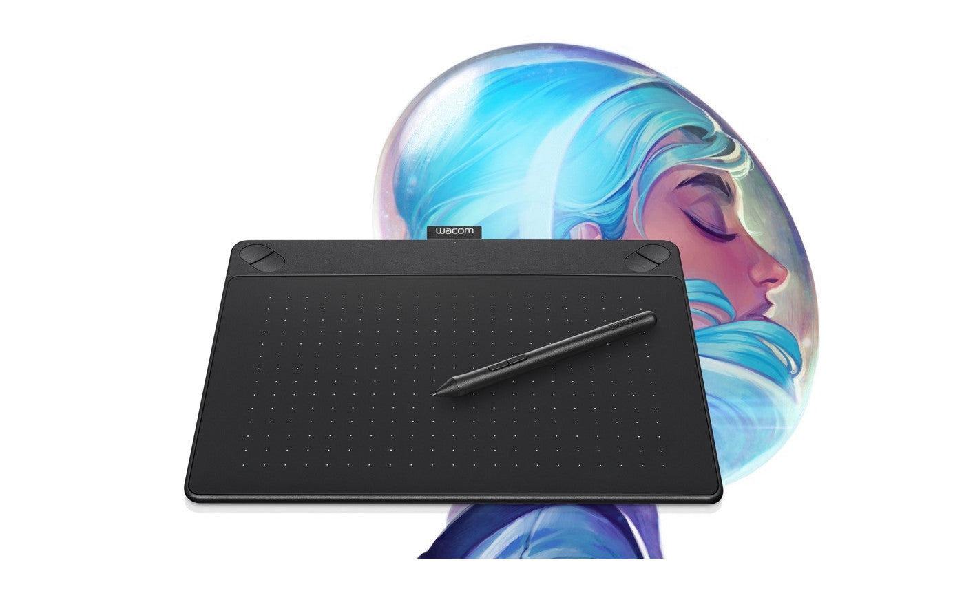 Wacom Intuos Art Pen and Touch Tablet – Medium