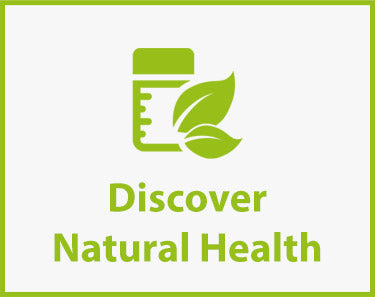 Discover our Natural Health Range