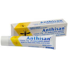 Anthisan 2% Cream (25g)