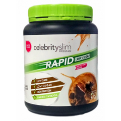 Celebrity Slim Rapid Low Sugar Chocolate (672g)