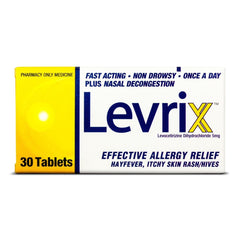 Levrix 5mg Tablets (30)