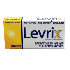 Levrix 5mg Tablets (10)