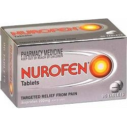 Nurofen Tablets (96)