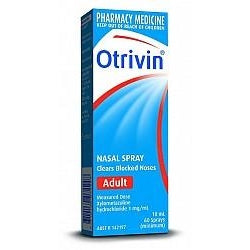 Otrivin Adult Nasal Spray