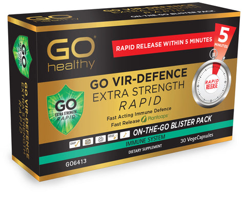 GO Vir-Defence Extra Strength