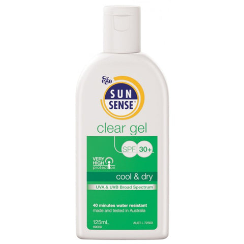 SunSense Clear Gel SPF50 (125ml)