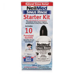 NeilMed Sinus Rinse Kit 240ml 10 Sachets