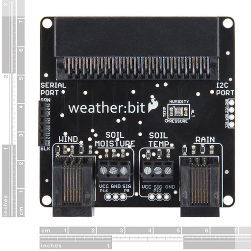 Estación Meteorológica Weather:bit para microbit - 330ohms