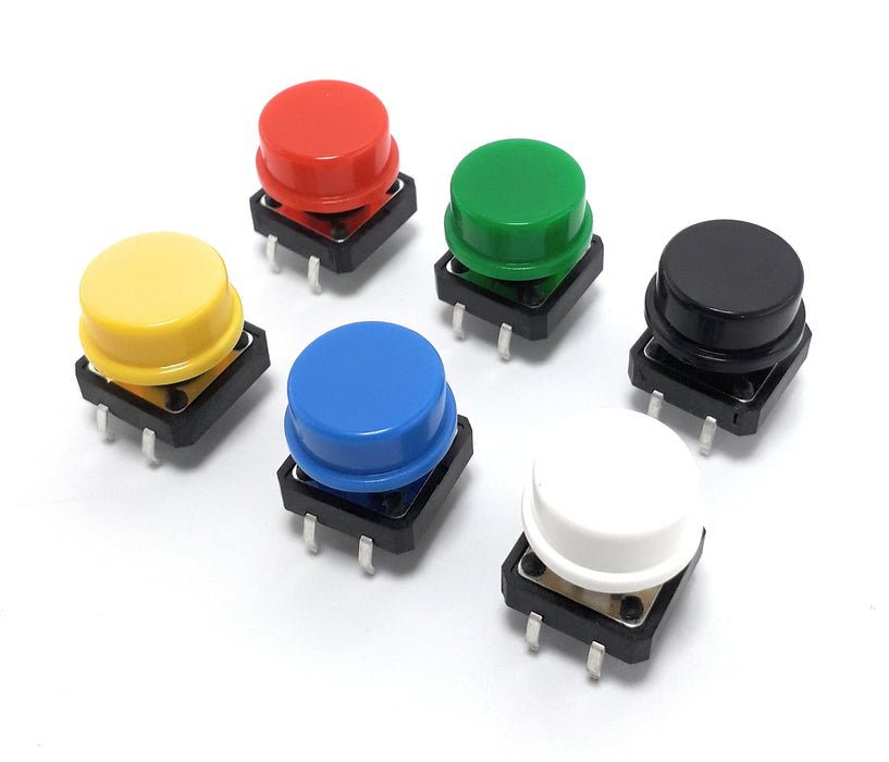 Kit de Push Button con Capucha - 330ohms