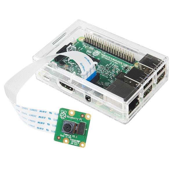 Cámara para Raspberry Pi V2 8Mp 1080p - 330ohms - 5
