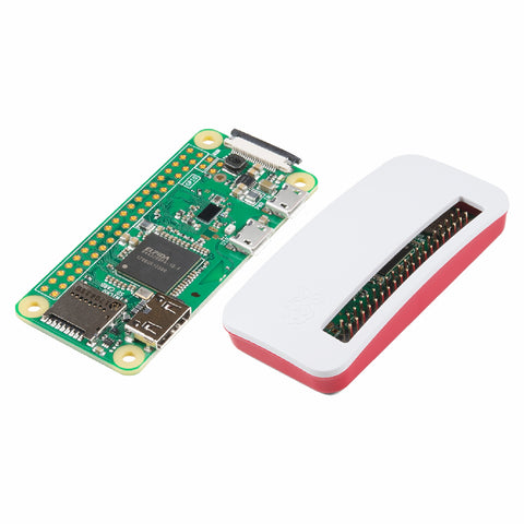 Kit Raspberry Pi Zero W + Caja Original