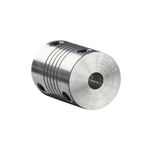 Cople Flexible de Aluminio de 5 a 5 mm - 330ohms