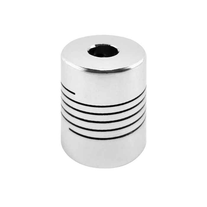 Cople Flexible de Aluminio de 6.35 a 8mm - 330ohms