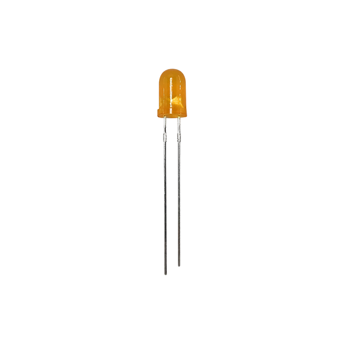 Kit de LED Naranja 5mm - 1000 pzas - 330ohms