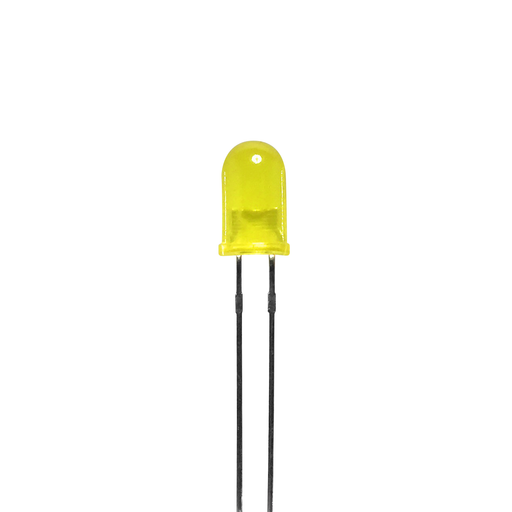 LED Amarillo Difuso 5mm