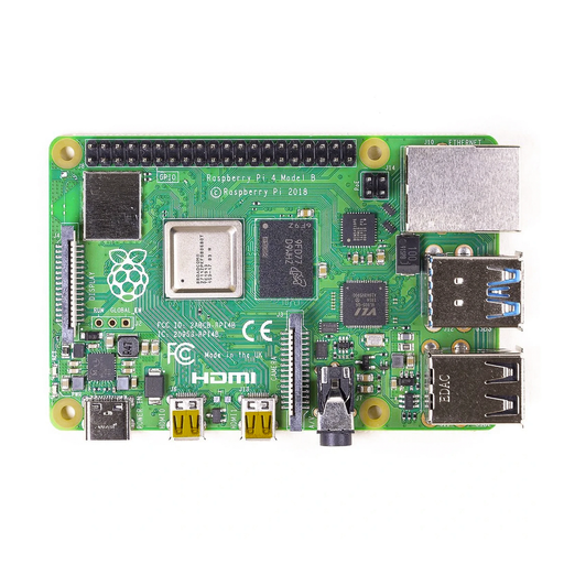 Kit Raspberry Pi 4 4gb - Básico - 330ohms
