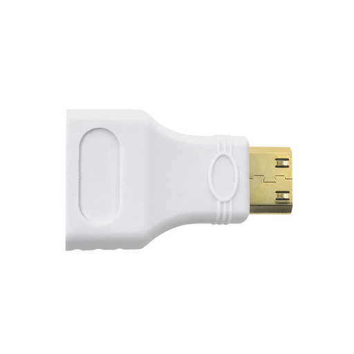 Adaptador mini HDMI a HDMI - 330ohms