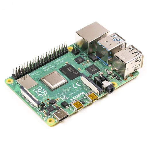 Raspberry Pi 4 modelo B - 4Gb - 330ohms