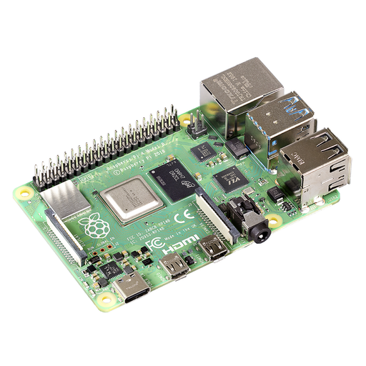 Raspberry Pi 4 modelo B - 8Gb - 330ohms
