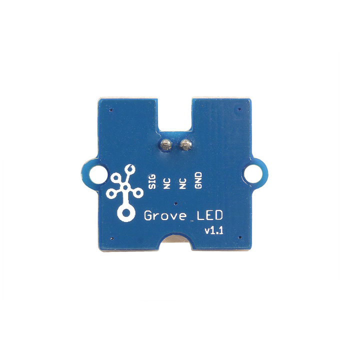 Led RGB Multi Color Flash - Grove - 330ohms