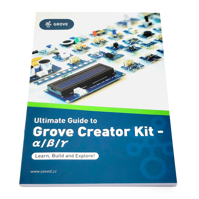 Kit de Sensores 30 en 1 - Grove - 330ohms