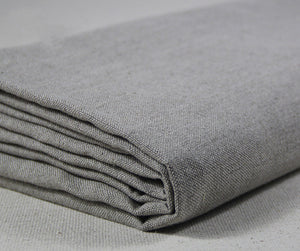 8oz Unprimed Artist Linen Flax Canvas (15M Linen, 220cm Wide, Medium Texture)
