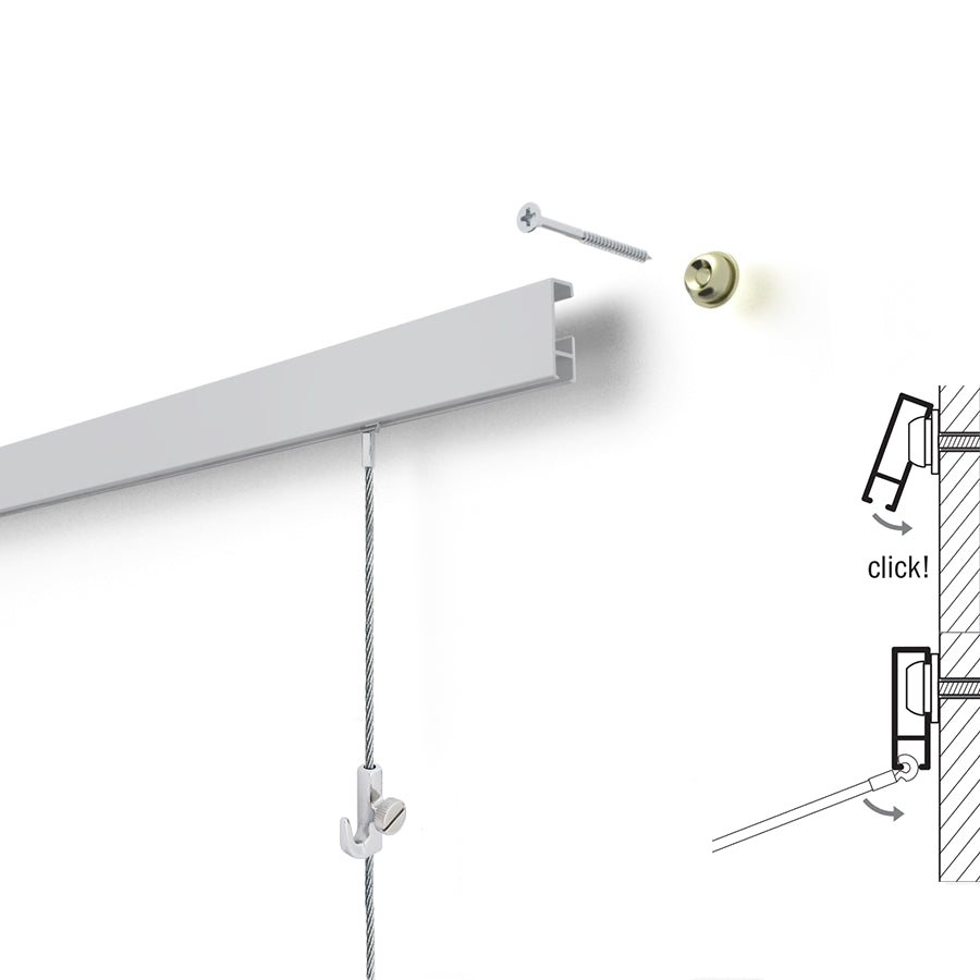 Art Gallery Modern Hanging Systems