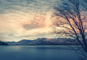 100 x 70cm Large Landscape Canvas Prints - Lake Tekapo 02, New Zealand