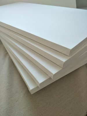 Stretched Triple Primed Artist Blank Canvas