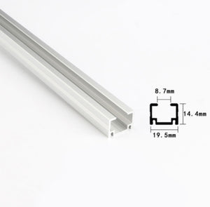 All in One Ceiling Mount Picture Hanging System - 2M Track Sets