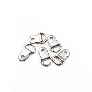 D Ring Picture Hangers with screws - Small
