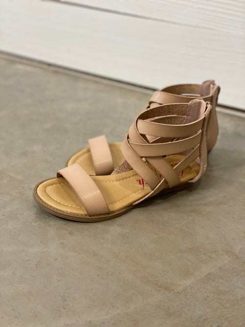 BILLA GIRLS STRAPPY SANDAL