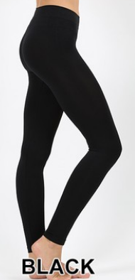 SEAMLESS CLASSIC LEGGINGS 5 COLOR OPTIONS