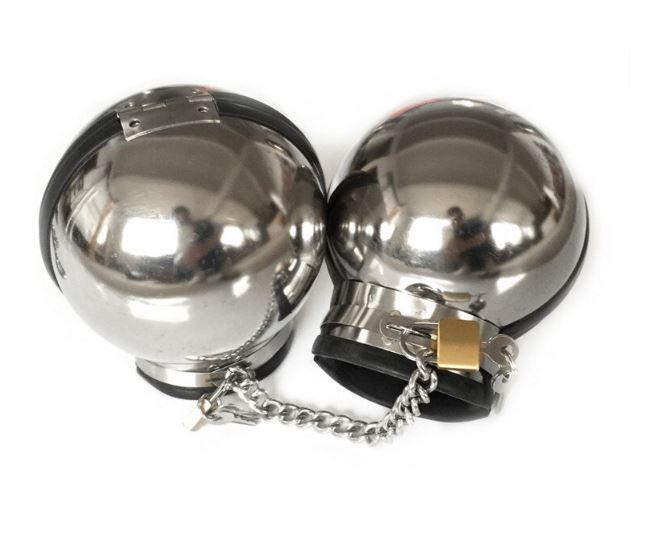 Sphere Steel Restraints