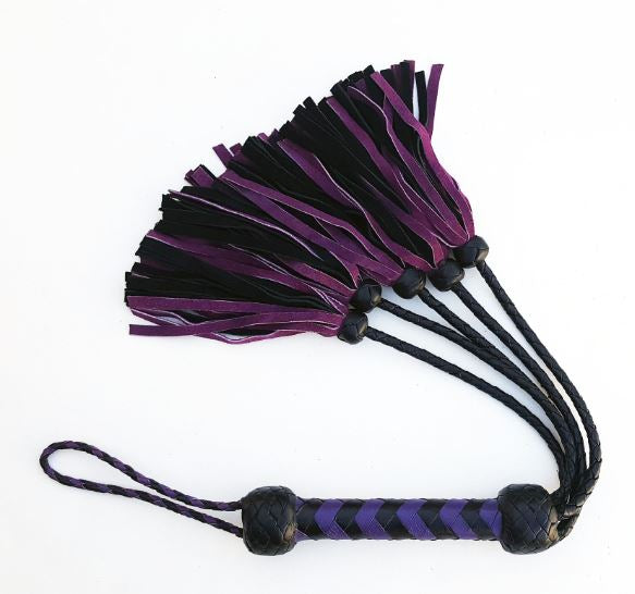 Suede Tailed Flogger
