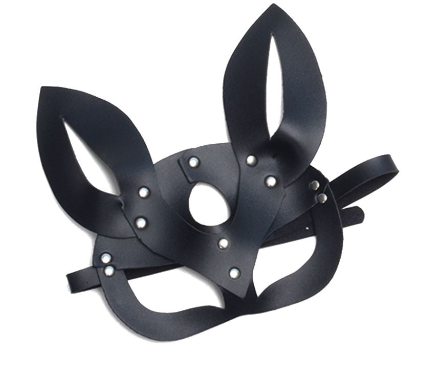 Short Ear Rabbit Mask