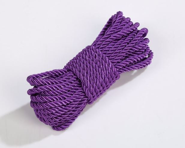 Purple Nylon Rope