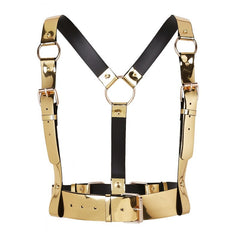Gold Chest Harness