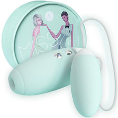 Kiss Toy Air Pulse Egg Vibrator