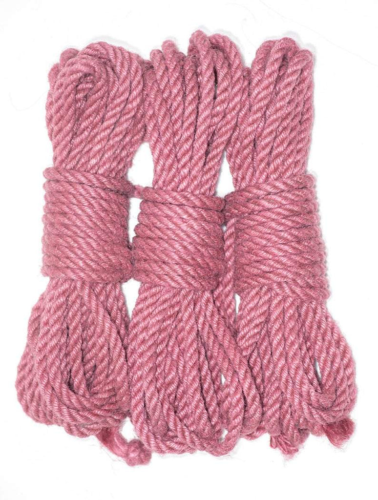 Pink Dyed Jute Rope