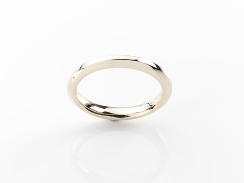 Katie rose jewellery bevelled ring