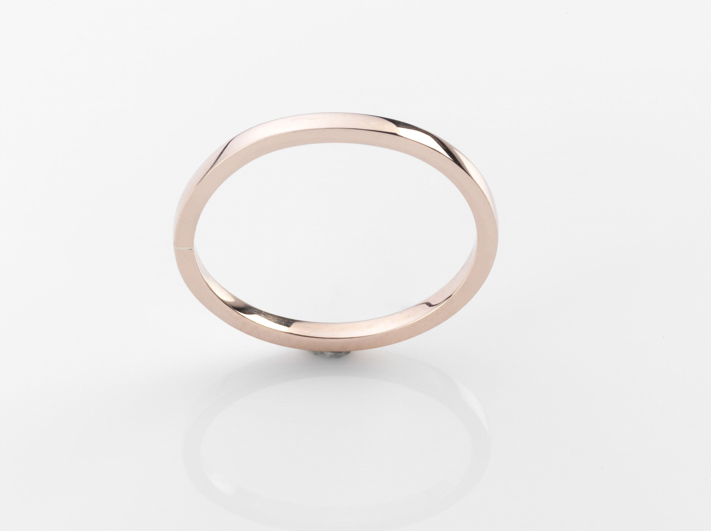 Square stacker ring