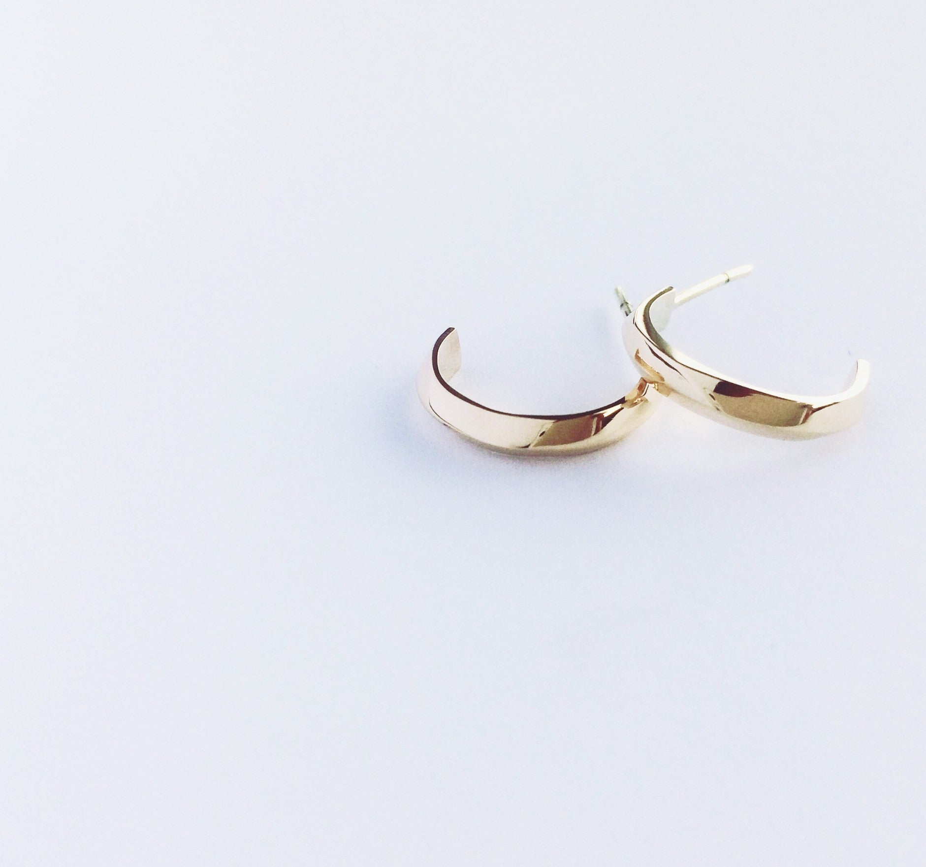 Earring hoops small