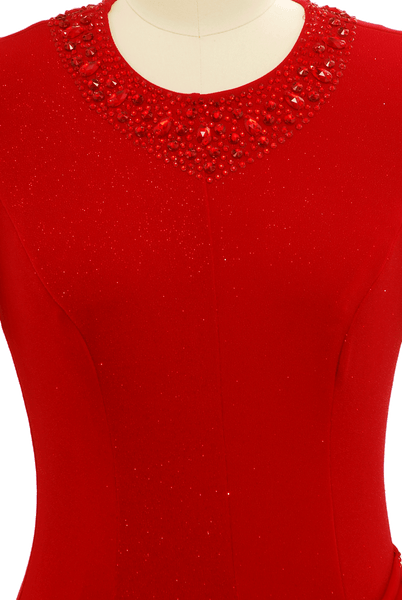 Red Sparkle C071-CS