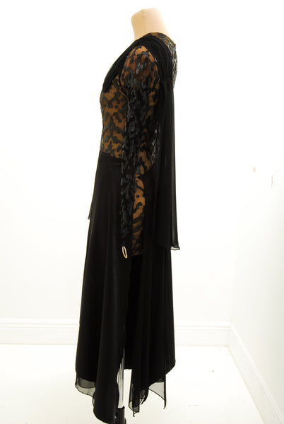 Black Lace C056-MB