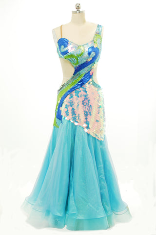 Mermaid of the Sea- R2643