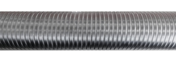 ALUMINUM FLEXIBLE DUCT 4x10