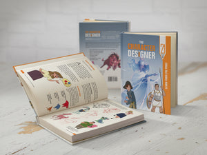 The Character Designer (PRE-ORDER)
