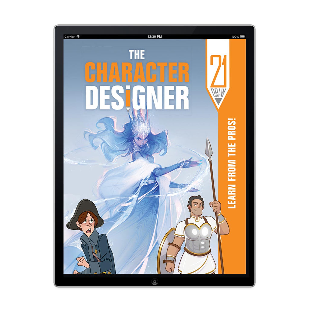 The Character Designer (ebook)